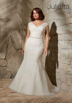 Morilee by Madeline Gardner/Julietta 3172 A-Line Wedding Dress
