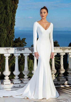 Justin Alexander 88128 Mermaid Wedding Dress