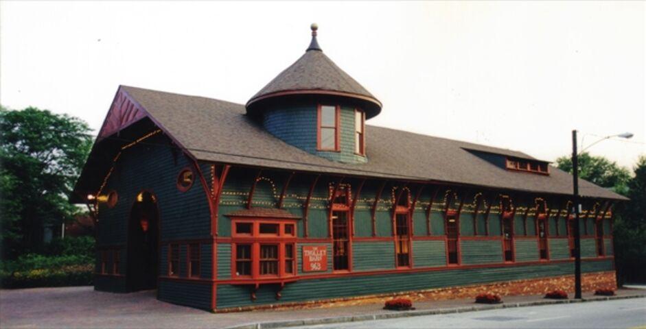 The Trolley Barn Atlanta Ga