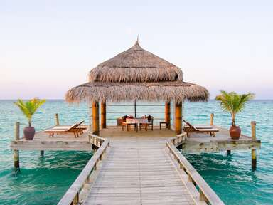 tropical honeymoon destination