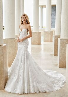 Rosa Clara Couture SELENA Mermaid Wedding Dress