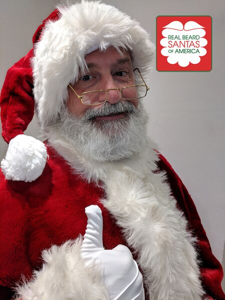 Real Beard Santa Norberto - Santa Claus - New York City, NY