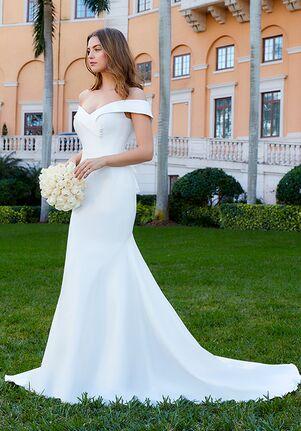 Adrianna Papell Platinum 31188 Wedding Dress