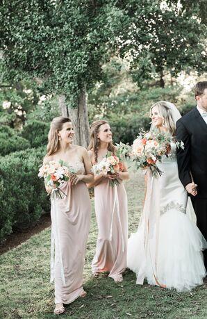 Romantic, Elegant Mansion Wedding