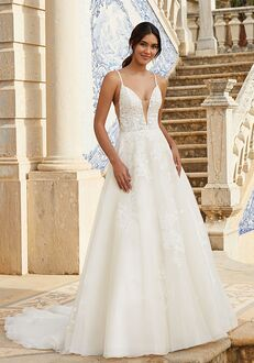 Sincerity Bridal 44108 Ball Gown Wedding Dress