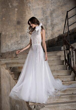 Tony Ward for Kleinfeld Shimmer Wedding Dress