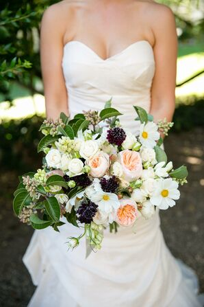 Oversize Bridal Bouquet