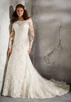 Morilee by Madeline Gardner/Julietta 3243 / Luzette A-Line Wedding Dress