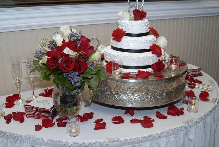 Cheesecake Wedding Cakes By Mrs B Virginia Beach Va
