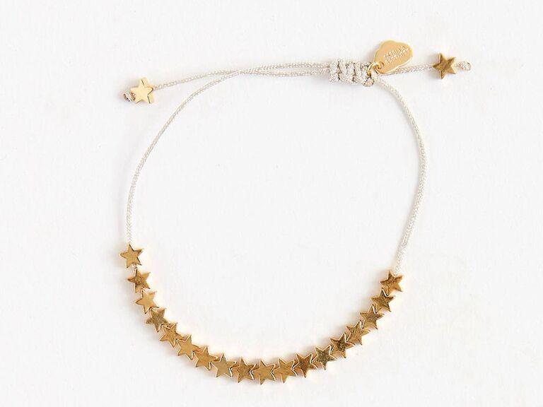 Star bracelet daughter-in-law gift