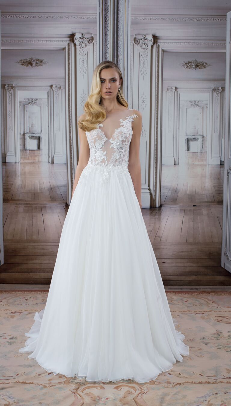Fancy Nina Panina Wedding Gowns Embellishment - Top Wedding Gowns ...