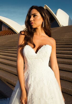 Mia Solano M1821Z | Penn Ball Gown Wedding Dress