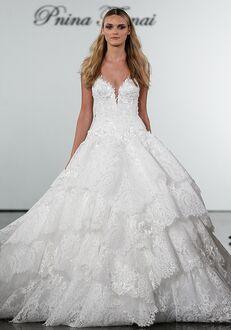 Pnina Tornai for Kleinfeld 4719 Ball Gown Wedding Dress