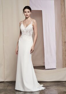 Justin Alexander Signature Danica Mermaid Wedding Dress