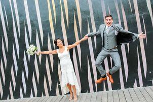 Mr Mrs Wedding