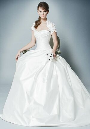 ROMONA New York RB010 + RB010SH A-Line Wedding Dress