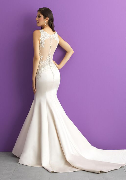 Allure Romance 3007 Mermaid Wedding Dress