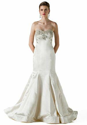 Black Label Anne Barge Grable Mermaid Wedding Dress