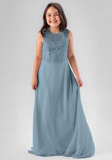 Kennedy Blue Ensley Halter Bridesmaid Dress