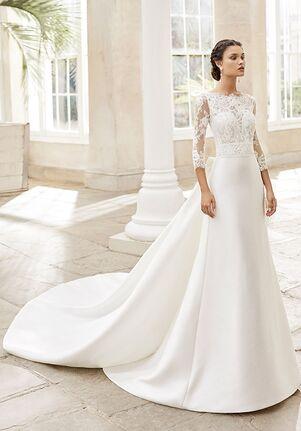 Rosa Clará TORTOSA Sheath Wedding Dress