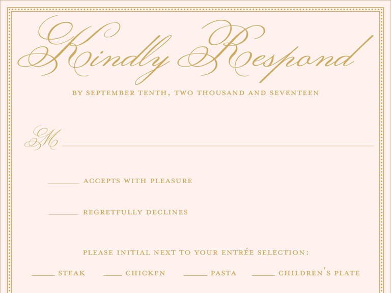 Rsvps what does rsvp mean wedding rsvp wording example stopboris Choice Image