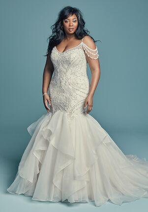 Maggie Sottero Brinkley Lynette Mermaid Wedding Dress