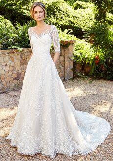 Moonlight Couture H1356B A-Line Wedding Dress