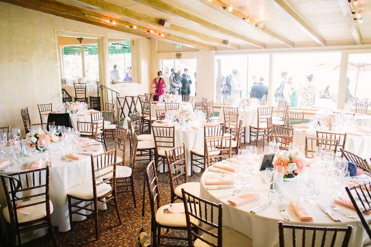 La Venta Inn Reception, Dining Tables