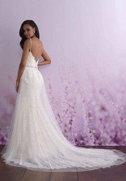 Allure Romance 3110 A-Line Wedding Dress