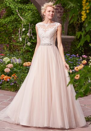 Rebecca Ingram Carrie Ball Gown Wedding Dress