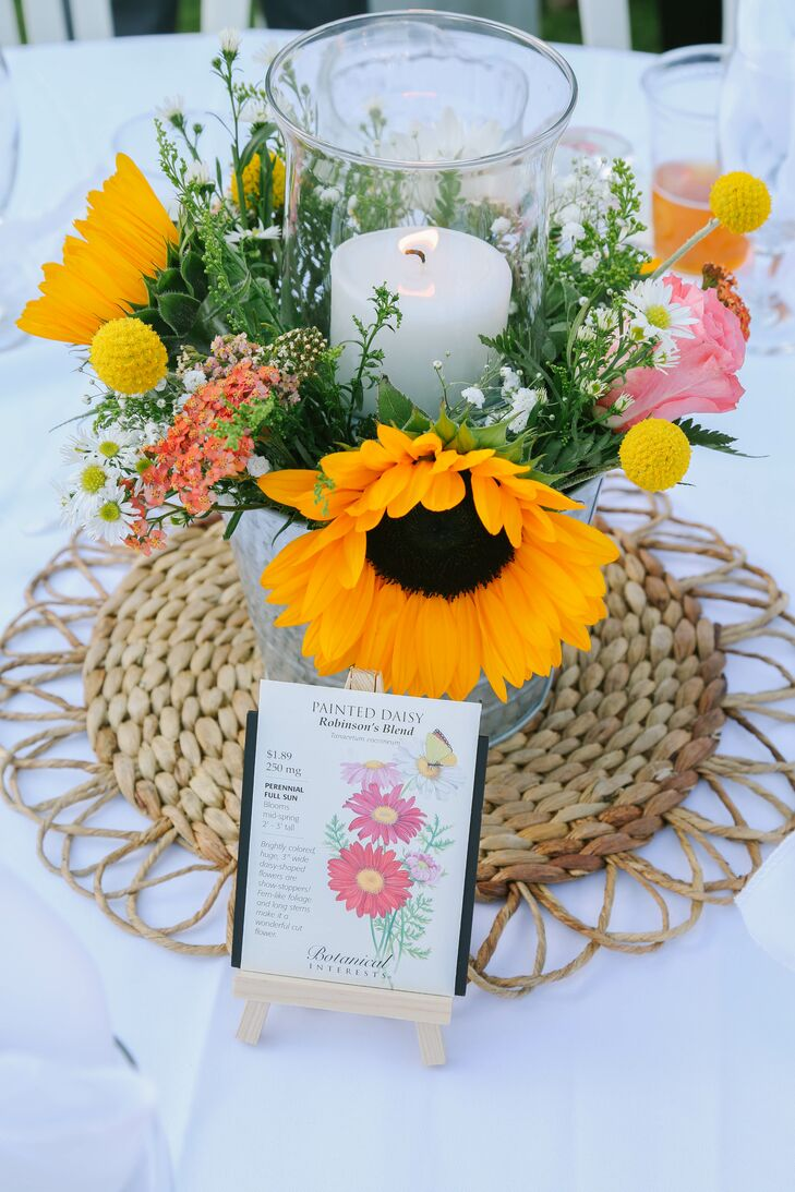 Seed Packet Table Marker