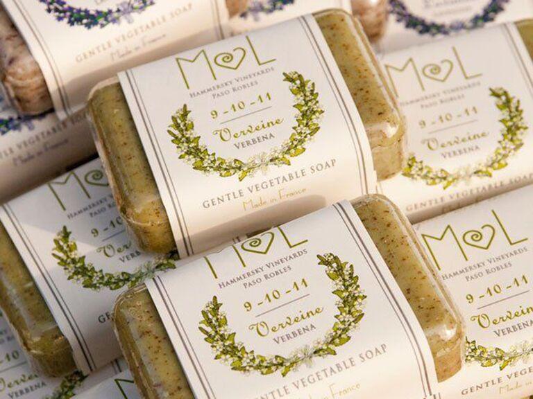 Fancy soap