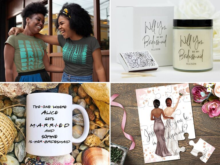 44 Creative Bridesmaid Proposal Ideas