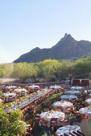 Four Seasons Resort Scottsdale Reception