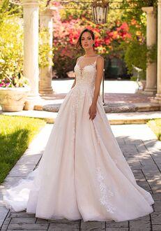 Moonlight Couture H1425 Ball Gown Wedding Dress