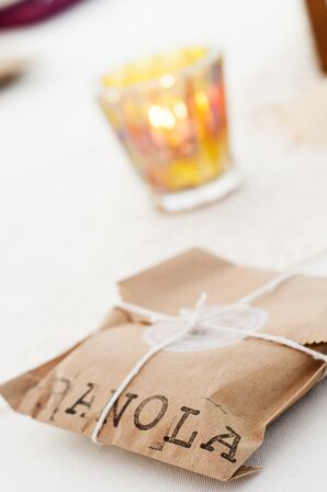 Rustic Wedding Handmade Favors