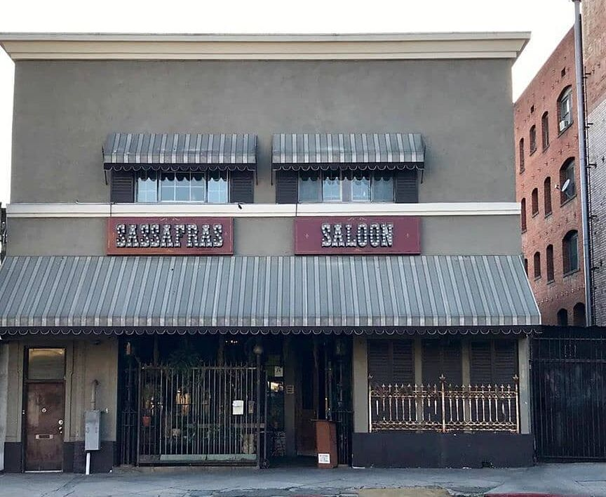 Sassfras Saloon - Bar - Los Angeles, CA