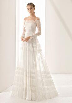 Rosa Clara Couture PARIS A-Line Wedding Dress