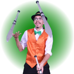 San Jose, CA Juggler | Draco The Juggler