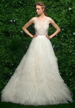 Enaura Bridal Couture ES668 Ball Gown Wedding Dress