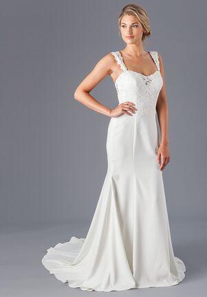 Kennedy Blue Bridgette Sheath Wedding Dress