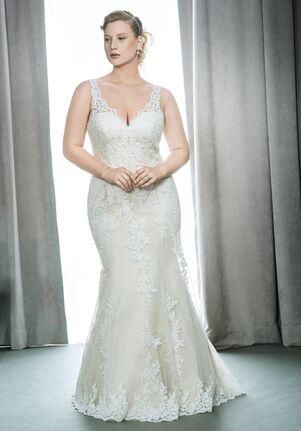 Femme by Kenneth Winston 3397 Mermaid Wedding Dress