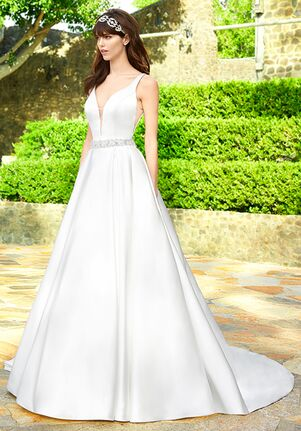 Moonlight Collection J6503 Ball Gown Wedding Dress