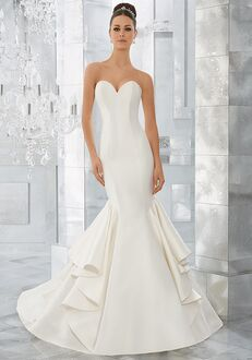 Morilee by Madeline Gardner/Blu Merci | Style 5563 Mermaid Wedding Dress