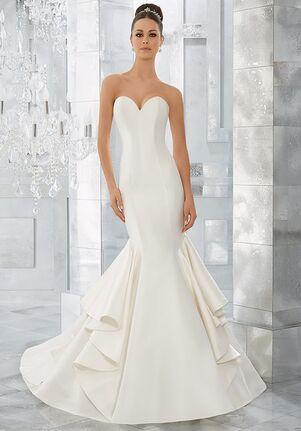 Morilee by Madeline Gardner/Blu Merci | Style 5563 Mermaid Wedding Dress