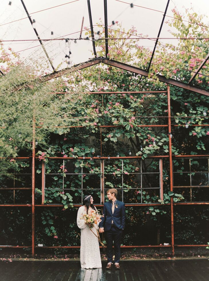Wedding-Day Portraits at Elysian in Los Angeles