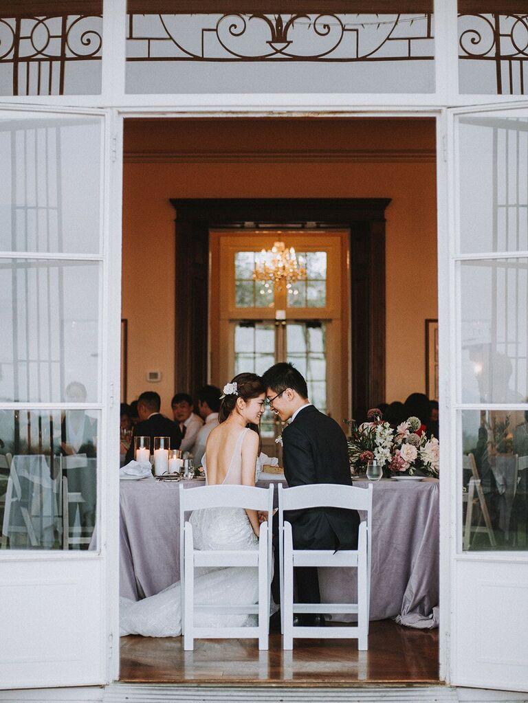 California wedding venue in Santa Cruz, California.