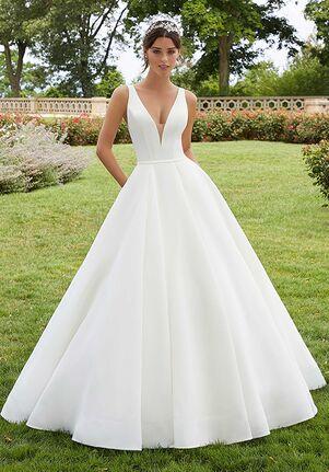 Morilee by Madeline Gardner/Blu Sara 5814 Ball Gown Wedding Dress