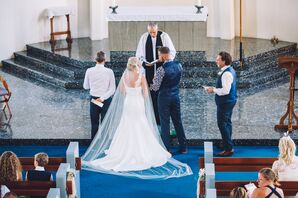 Simple Traditional Wedding Ceremony in Cyprus