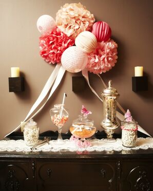 Candy Station as Favors